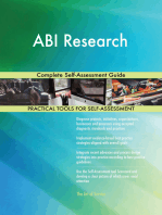 ABI Research Complete Self-Assessment Guide
