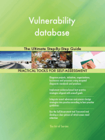 Vulnerability database The Ultimate Step-By-Step Guide