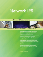 Network IPS Standard Requirements