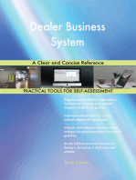 Dealer Business System A Clear and Concise Reference