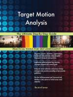 Target Motion Analysis The Ultimate Step-By-Step Guide