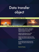 Data transfer object A Complete Guide