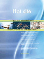 Hot site A Clear and Concise Reference