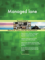 Managed lane Second Edition