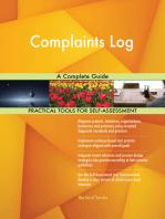 Complaints Log A Complete Guide