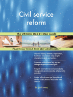 Civil service reform The Ultimate Step-By-Step Guide