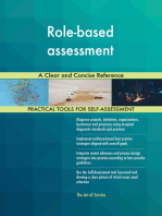 Role-based assessment A Clear and Concise Reference