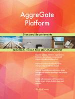 AggreGate Platform Standard Requirements
