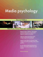 Media psychology Second Edition