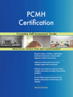 PCMH Certification Complete Self-Assessment Guide