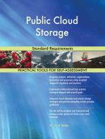 Public Cloud Storage Standard Requirements