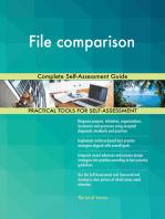 File comparison Complete Self-Assessment Guide