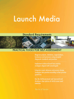 Launch Media Standard Requirements