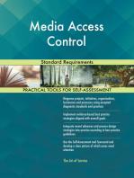 Media Access Control Standard Requirements