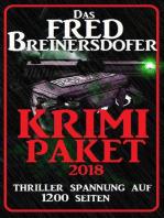 Das Fred Breinersdorfer Krimi Paket 2018
