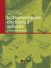Instrumentación electrónica aplicada: Prácticas de laboratorio