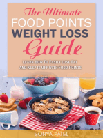 The Ultimate Food Points Weight Loss Guide