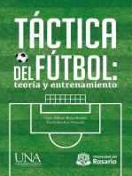 Táctica del fútbol