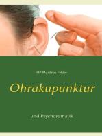 Ohrakupunktur und Psychosomatik