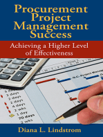 Procurement Project Management Success