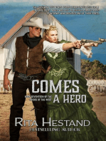 Comes a Hero (Book 17 of Brides of the West Series)