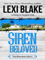 Siren Beloved, Texas Sirens, Book 4