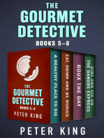 The Gourmet Detective Books 5–8