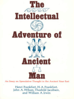 The Intellectual Adventure of Ancient Man
