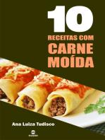 10 Receitas com carne moída