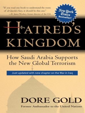 Hatred's Kingdom by Dore Gold - Book - Read Online