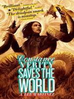 Constance Verity Saves the World