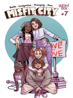 Misfit City #7