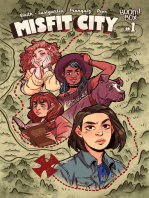 Misfit City #1