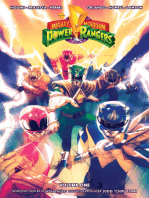 Mighty Morphin Power Rangers Vol. 1