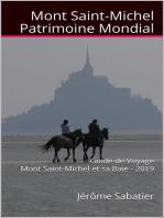 Mont Saint Michel Patrimoine Mondial