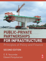 Public-Private Partnerships for Infrastructure