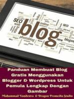Panduan Membuat Blog Gratis Menggunakan Blogger & Wordpress Untuk Pemula Lengkap Dengan Gambar