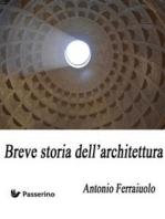Breve storia dell'architettura