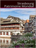 Strasbourg Patrimoine Mondial