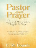 Pastor and Prayer