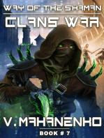 Clans War (The Way of the Shaman