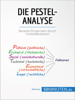 Die PESTEL-Analyse