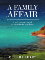 A Family Affair - A Son's Desperate Search for the Father He Never Knew