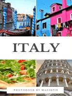 Italy Photobook