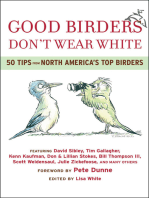Good Birders Don't Wear White