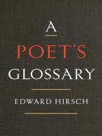 A Poet's Glossary