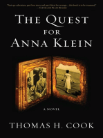 The Quest for Anna Klein