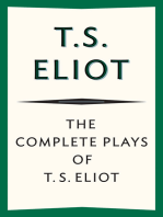 The Complete Plays of T. S. Eliot
