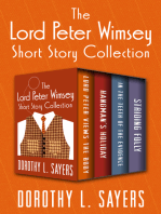 The Lord Peter Wimsey Short Story Collection