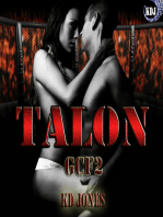 Talon (Galactic Cage Fighter Series Book 2)